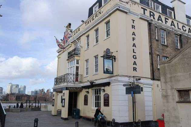 The Trafalgar Tavern, Greenwich