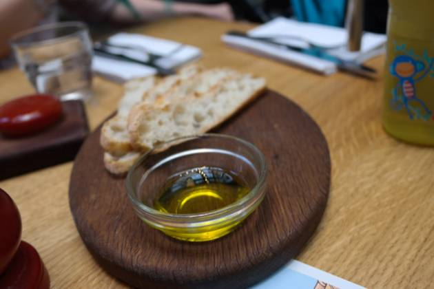 The Tramshed, Shoreditch - Bread and Oil