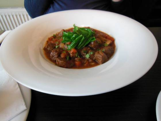 The Tudor Kitchen, Sidcup in Bexley, Kent - Beef Bourguignon