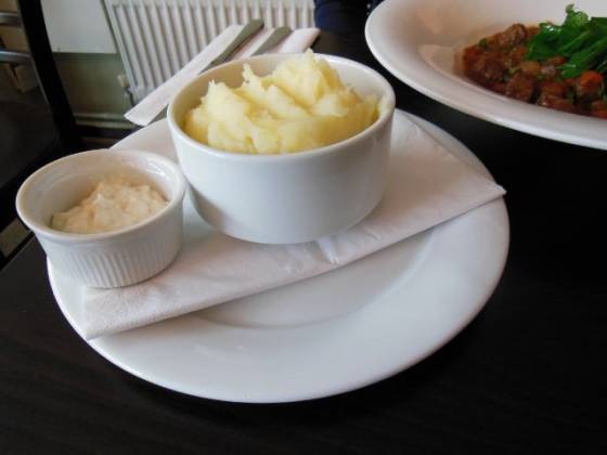 The Tudor Kitchen, Sidcup in Bexley, Kent - Mashed Potato