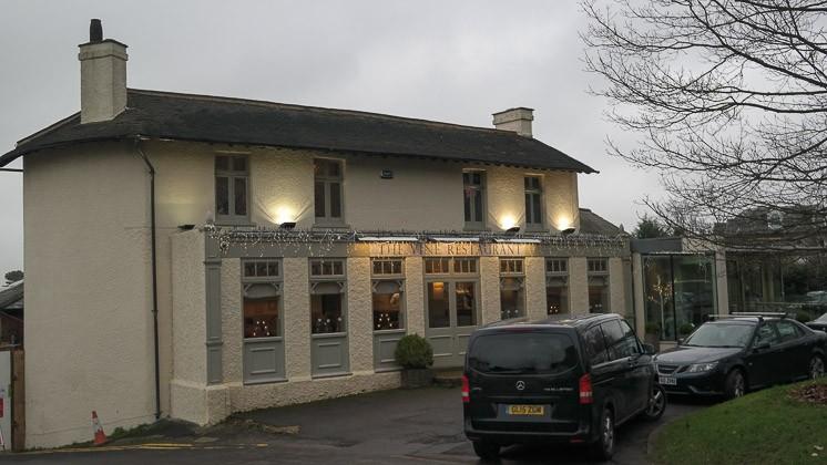 The Vine Restaurant in Sevenoaks, Kent