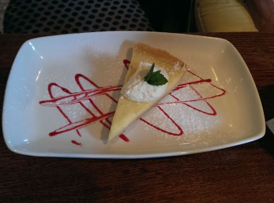 The Vineyard, Lamberhurst in Tunbridge Wells - Lemon Tart
