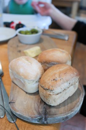 The White Cliffs, Dover, Kent - Mini Bread Loaves