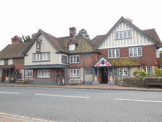 The White Hart, Brastead in Sevenoaks, Kent