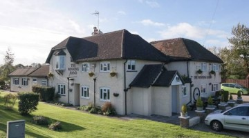 The Winning Hand in Theale, Reading
