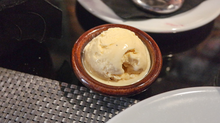 Vanilla Ice Cream - Malmaison in Reading, Berkshire