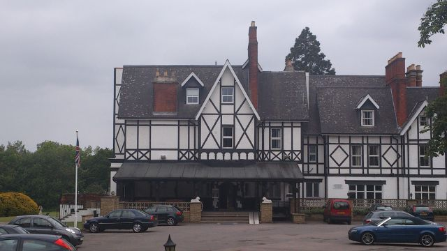 Bickley Manor Hotel, Bickley