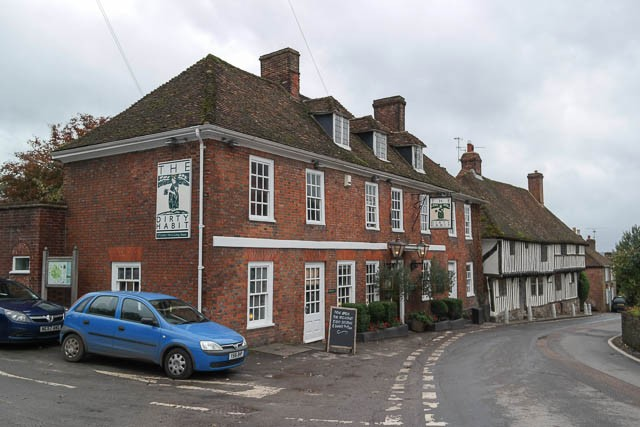 The Dirty Habit, Hollingbourne in Kent