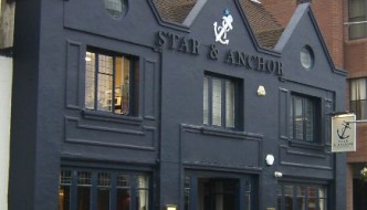 The Star & Anchor, Ealing
