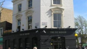 The Fat Badger, Notting Hill