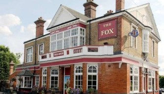 The Fox Inn, Hanwell