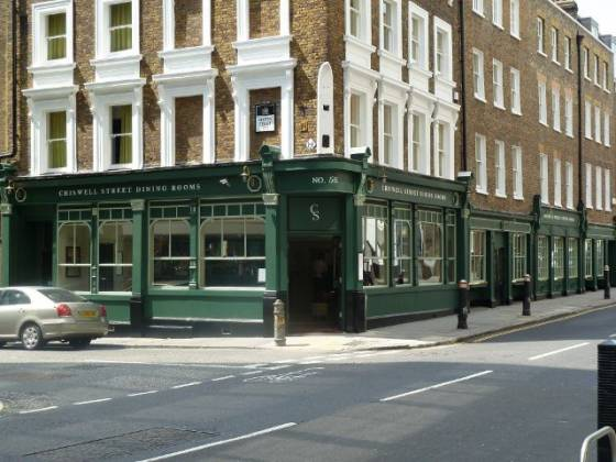 chiswell street dining rooms in islington, london lunch on best
