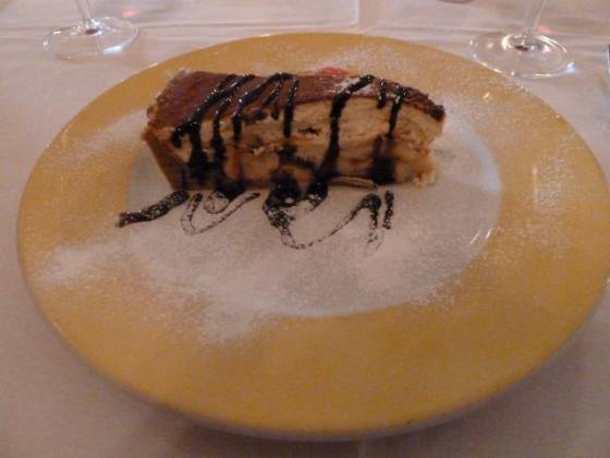 Foxes Restaurant, Chislehurst - Banoffee Pie