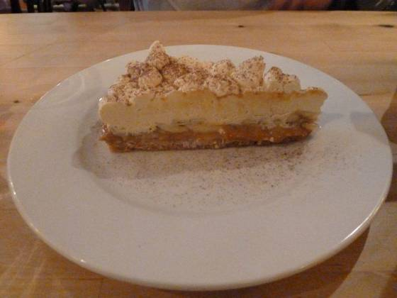 The Haven Arms, Banoffee Pie