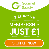 Save when eating out with this discount from Gourmet Society Dining Card