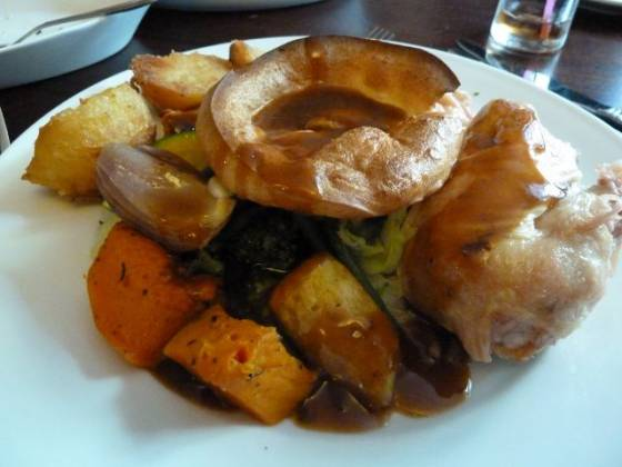 Prince Albert, Redhill - Roast Chicken
