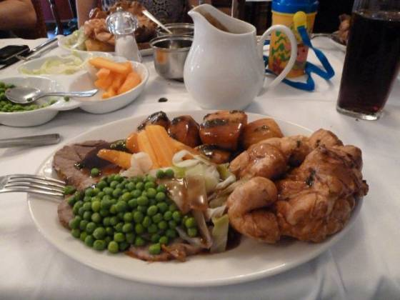The Royal Oak, South Ockendon -  Roast Lamb