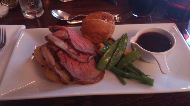 Satis House, Saxmundham - (John's) Roast Beef
