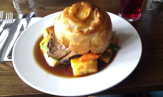 The Star & Anchor, Ealing - Roast Lamb