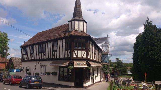 The Bakery, Tatsfield in Westerham, Kent