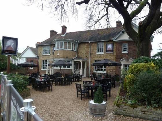 The George, Hayes, Bromley, Kent outside image