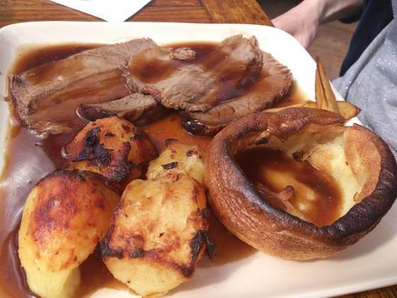 The Malt Shovel, Dartford - Roast Beef