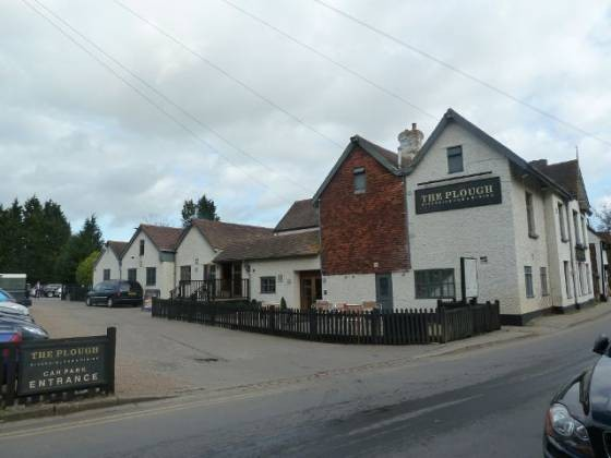 The Plough Inn, Eynsford, Kent
