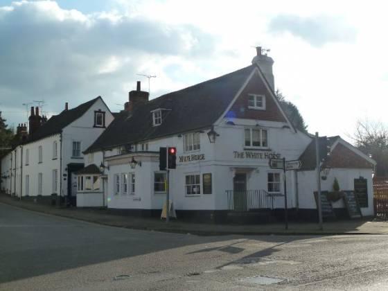 The White Horse, Sundridge in Sevenoaks, Kent