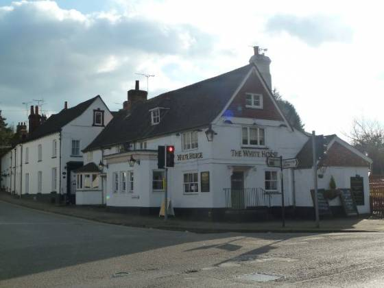 The White Horse, Sundridge in Sevenoaks, Kent