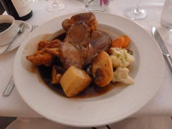The Bickey, Roast Lamb