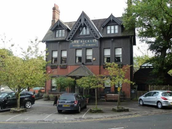 Outside image of The Bickley, Chislehurst, Kent