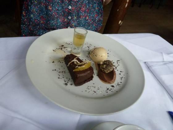 The Clarendon - dessert special