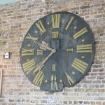 The Clarendon - wall clock