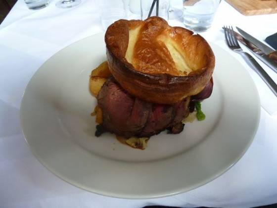 The Clarendon - Roast Beef