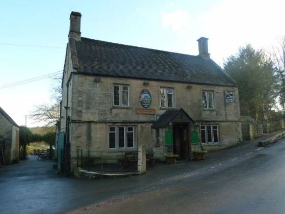 The Fox Inn, Burford, Oxon