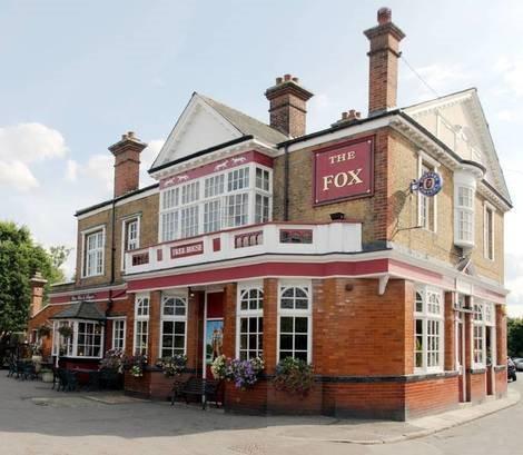 The Fox Inn, Hanwell