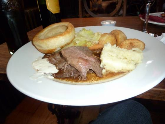 The Grove, Ealing - Roast Beef