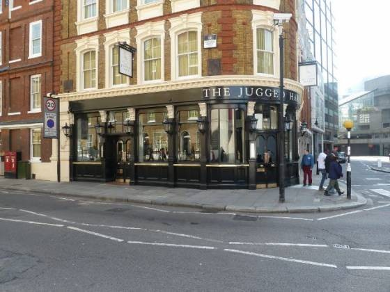 The Jugged Hare in Islington, London