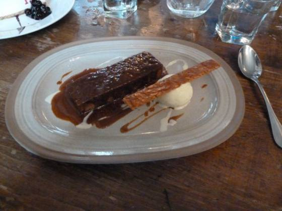 The Paradise by Way of Kensal Green - Sticky Toffee Pudding