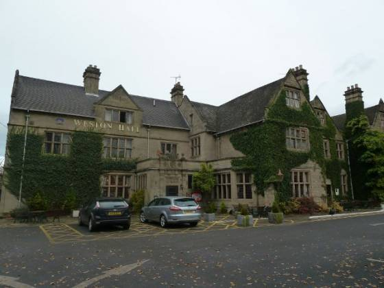 Weston Hall Hotel In Bulkington Coventry Lunch Review On